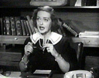 Bette Davis tv photo
