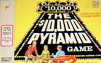 1970's game show $10,000 pyramid