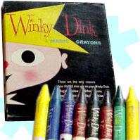 Winky Dink kit