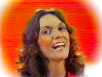 Karen Carpenter on TV