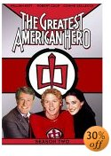 Greatest American Hero on DVD
