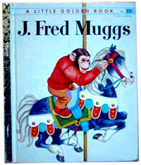 J. Fred Muggs book