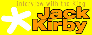 Jack Kirby interview: Video