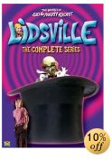 Lidsville tv show DVD