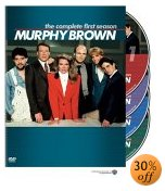 Murphy Brown on DVD