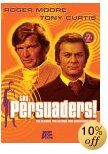 Persuaders on DVD