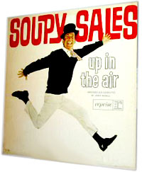 Soupy Sales Album Cover