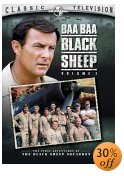 Baa Baa Black Sheep on DVD