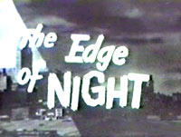 Edge of Night: 1961 TV