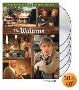 The Waltons on DVD