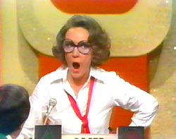 Brett Somers / Match Game 74