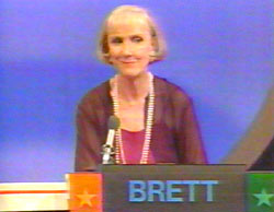 Brett Somers 1990