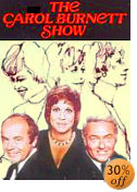 Carol Burnett Show on DVD