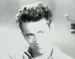 James Dean on TV