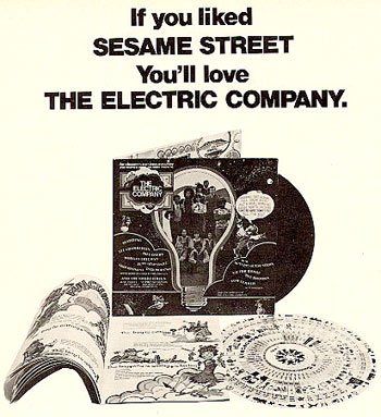 The Electric Company ad