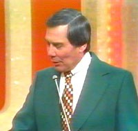 Gene Rayburn of Match Game