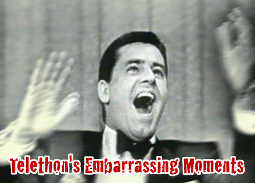 Jerry Lewis Drops F-Bomb During Telethon