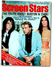 Tabloid Magazine cover