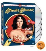wonder woman on DVD
