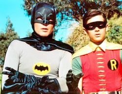 TV Blog / 1966 Batman TV show cast