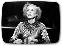 Bette Davis TV appearance