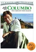 Columbo on DVD