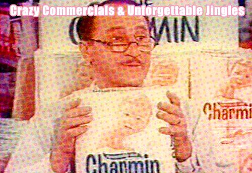 Classic TV Commercial Jingles: TVparty!