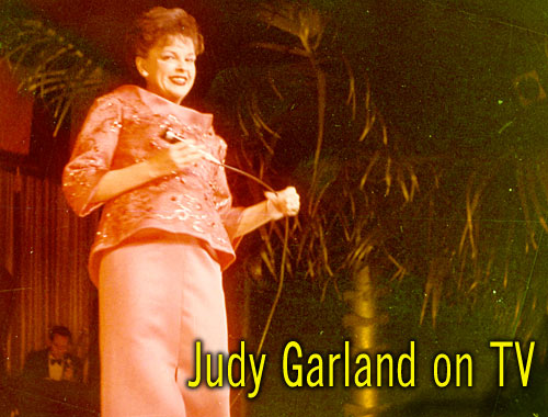 Judy Garland on TV