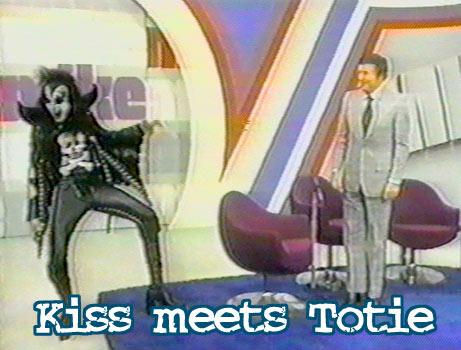 KISS on the Mike Douglas Show