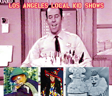 Los Angeles Local Kid Shows