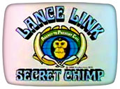 Lance Link Secret Chimp