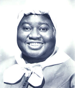 Hattie McDaniel photo