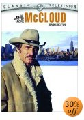 McCloud season 2 on DVD