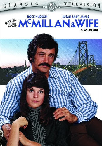 McMillian & Wife on DVD