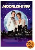 Moonlighting on DVd