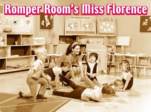 Romper Room's Miss Florence