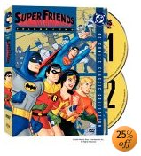 Superfriends DVD
