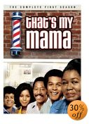 That's My Mama season 2 on DVD