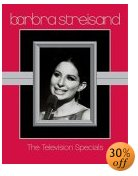 Streisand specials on DVD