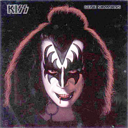 Gene Simmons album cover
