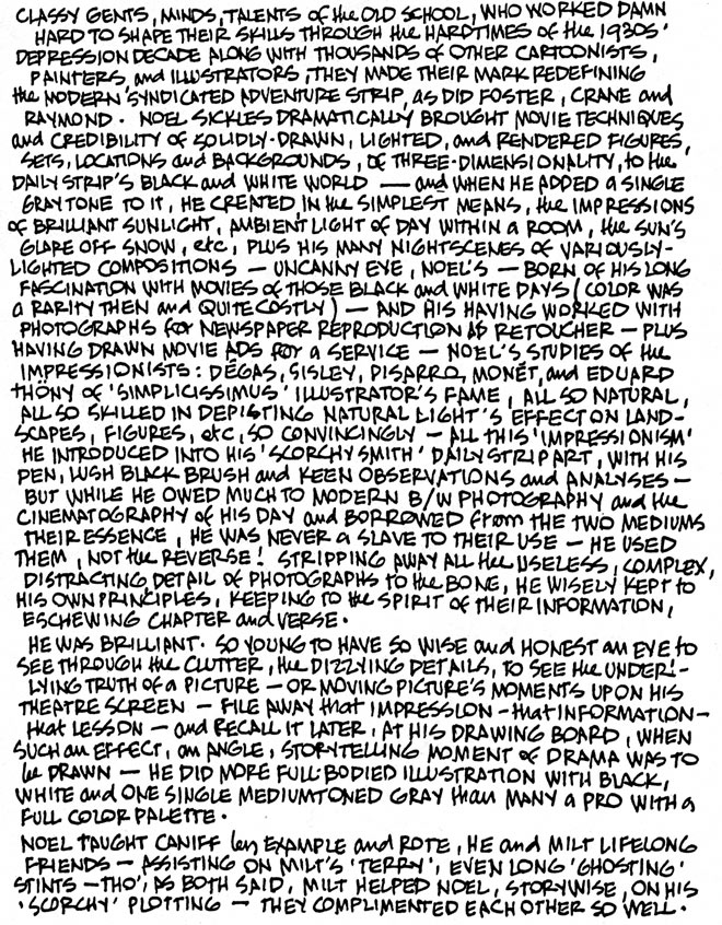 Alex Toth letters : Part One