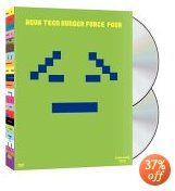 aqua teen Hunger Force on DVD