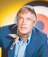 George Peppard as Banacek