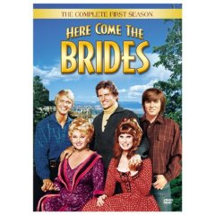 Here Come the Brides on DVD