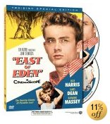 James Dean movies on dvd