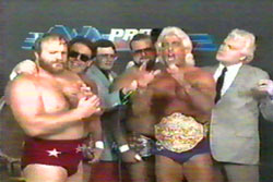 Ric Flair and the Four Horsemen