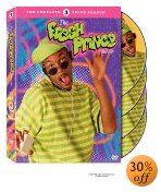 Fresh Prince TV show on DVD