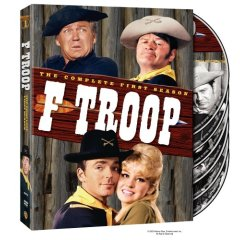 F-Troop on dvd