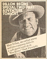 James Arnes as Matt Dillon