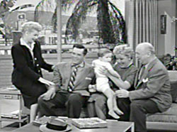 classic TV blog / I Love Lucy cast